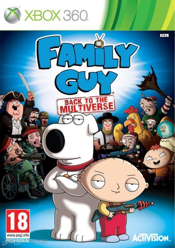 Family Guy Back To The Multiverse Para Xbox 360 Todas Las Noticias Videos Gameplay Imagenes Fecha De Lanzamiento Analisis Opiniones Guias Y Trucos Jogos