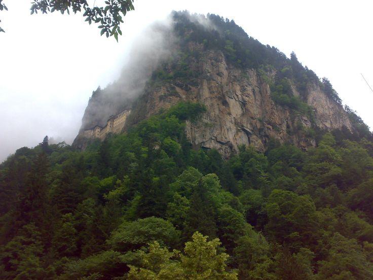 Sümela Monastery - Maçka, Trabzon, Turkey
