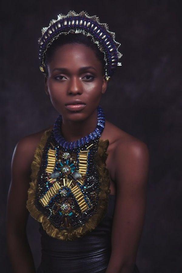 Anita Quansah 2014 Jewelry Collection