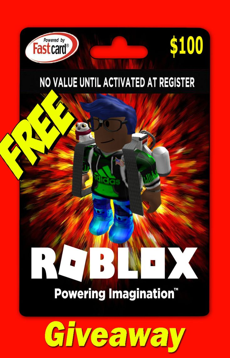 Get free 100 roblox gift card code roblox gifts free