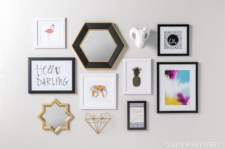 99 Best Ideas About Gallery Wall Ideas On Pinterest