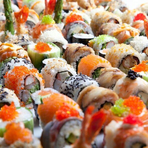 Boston Roll, California Roll, Dragon Roll, Kyoto California Roll, Ebi ten Vricpy Roll - Quick China / Ankara ( G.O.P, Bilkent, Çayyolu, Tepe Prime )  G.O.P Telefon : 0312 437 0303