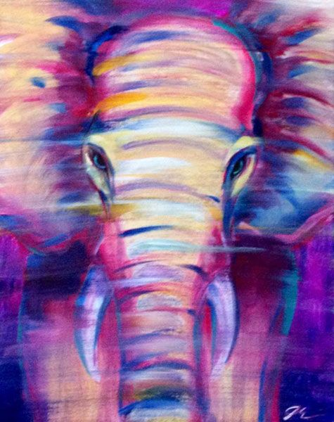 Boho Elephant Backgrounds Bohemian elephant background