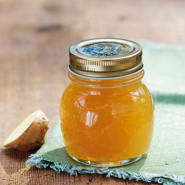Die leichte Schärfe des Ingwers bleibt in diesem Rezept erhalten und sorgt für den etwas anderen Geschmack auf dem Frühstückstisch.
