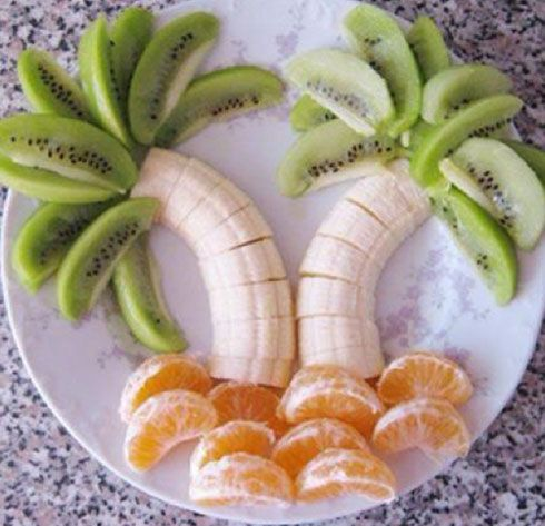 I'm not in charge of snacks, but I think this is a sweet idea.