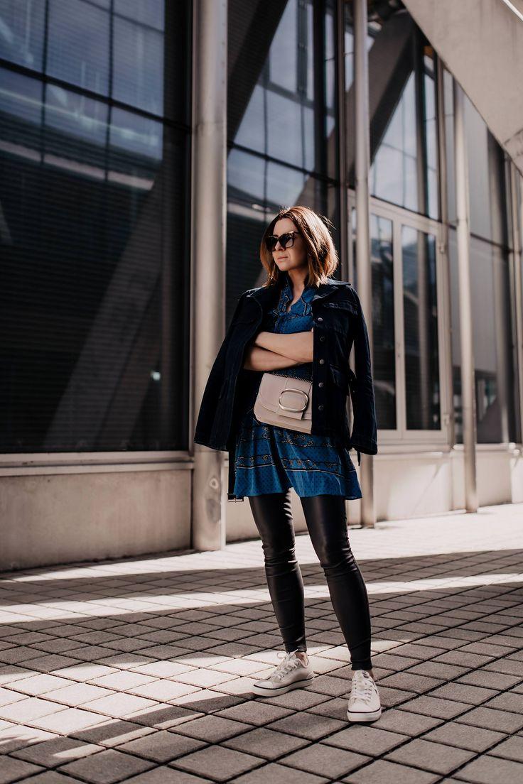 Kleid über Hose kombinieren? So klappt es mit dem stylischen Frühlingsoutfit! – Who is Mocca? – Fashion Trends, Outfits, Interior Inspiration, Beauty Tipps und Karriere Guides