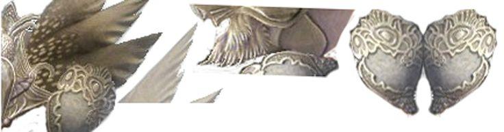 GW2 - Masquerade Armor helm pattern by ElisaCiocchettaFurFur