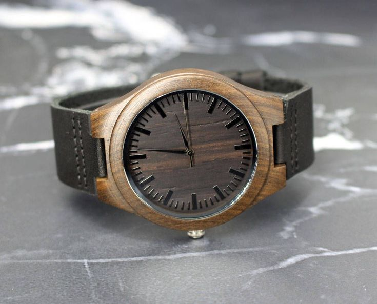 Personalized Wood Watch Wood Watch men Wooden watch Mens wooden watches Personalized men Watch Wood Watches for him Christmas Gift for Men #WoodenWatchesForMen