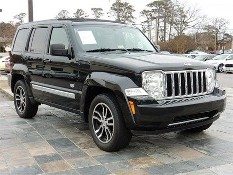 2011 JEEP LIBERTY LIMITED  72248 miles, Black exterior color with a Black interior, 3.7L V6 MPI SOHC 12V Engine, Automatic Transmission, Stock # 14619,