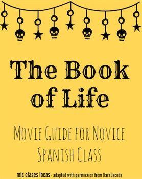 FREE Movie guide for The Book of Life (El Libro de Vida)