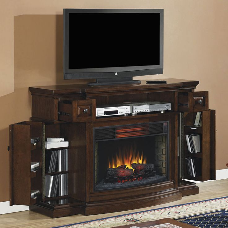 The 25+ best Electric fireplace media center ideas on Pinterest