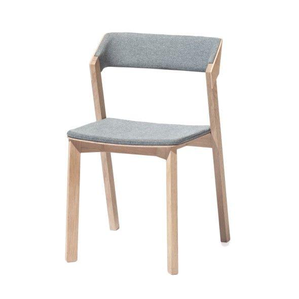 Krzesło MERANO tapicerowane
