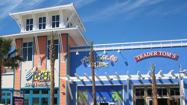 Hammerhead Restaurant Panama City Beach