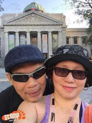 Love Story: I left my job to take care of my husband when he almost died and lost his hearing after eating raw fish