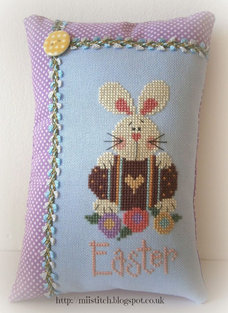 Mii Stitch: Easter Blessings - Lizzie Kate