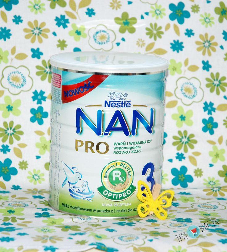 #nestle #nan #mleko #milk #testowanie #ambasadorka