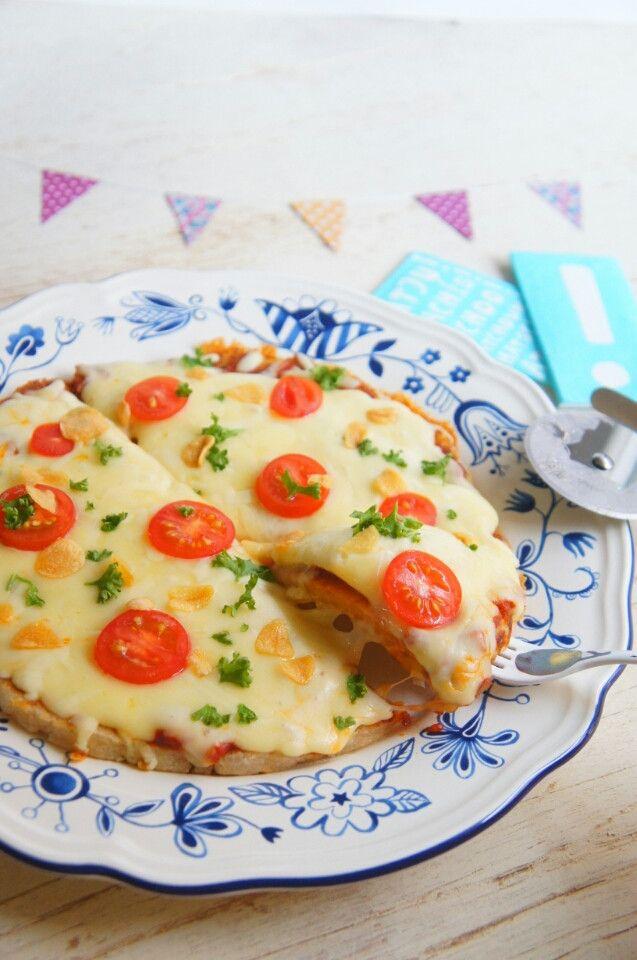 おススメ/簡単【量り不要!ピザ生地作らずに!】パン粉でカリカリもっちりピザ |珍獣ママ オフィシャルブログ「珍獣ママのごはん。」Powered by Ameba