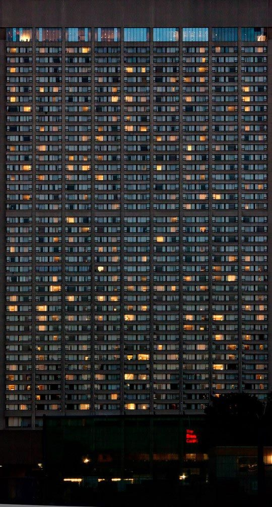 The Built Environment - Andreas Gursky