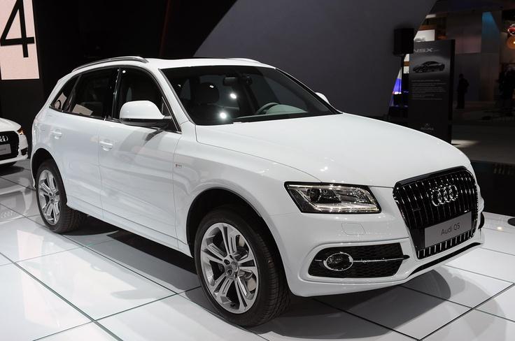 2014 Audi Q5 TDI Birthday present? I think yes!!!!!