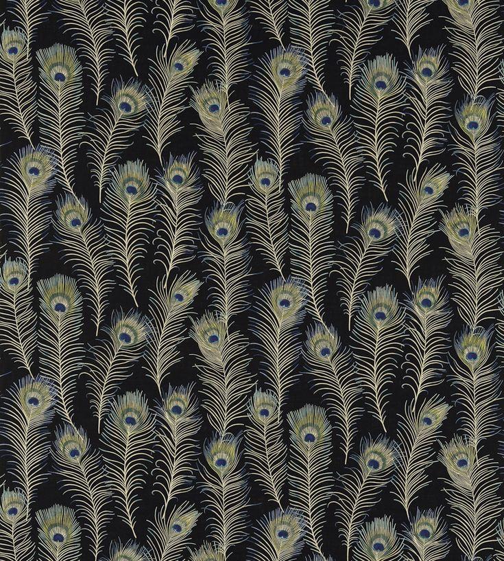 Autumnal Tones, Twilight Shades   Themis Fabric by Sanderson   Jane Clayton