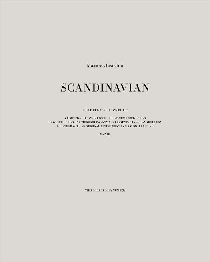 Clean Minimalist Scandinavian Design Of A Book Cover A Modern Font And Layout Create A Typography Design Minimalist Graphic Design Business Branding Design