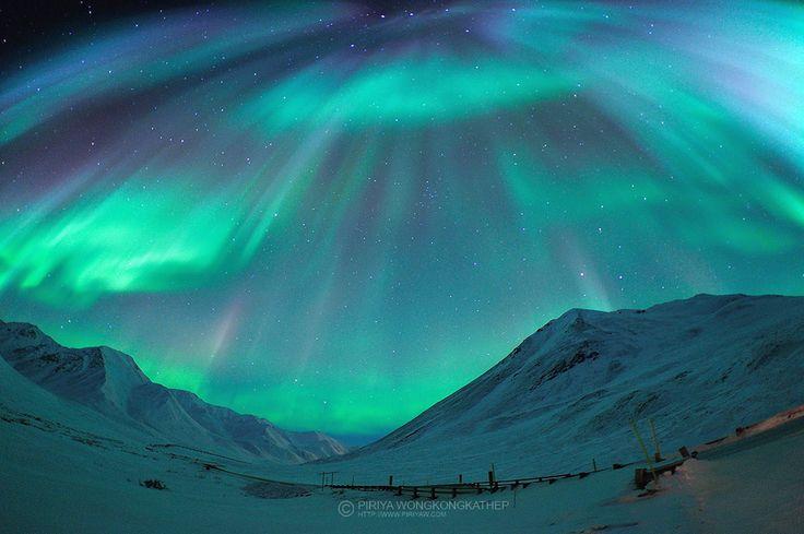 Spirit of the sky by Pete PiriyaMagic, Buckets Lists, Sky, Trav'Lin Lights, Beautiful, Alaska, Northern Lights, Aurora Borealis, Brooks Range