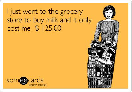 20 Funny Grocery Memes You'll Relate To - Especially Number 5 ...