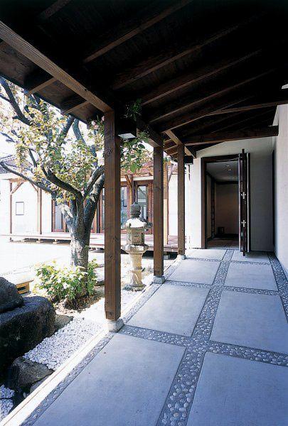 リゾートハウス・プール・水盤のある住まい | 大阪市内のアジアンリゾート | アーキッシュギャラリー
