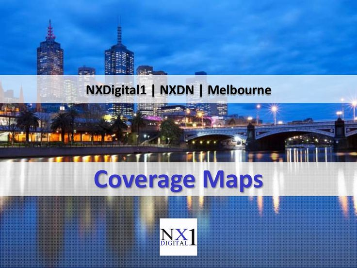 #NXDN coverage maps of #Melbourne, for those who want to join a #trunked radio network.  http://www.slideshare.net/kunoichiau/nx-digital-1-coverage-of-melbourne  #radiocomms #NXDigital1