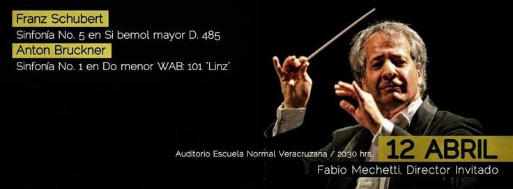 Concierto de la Orquesta Sinfónica de Xalapa en la Escuela Normal Veracruzana
