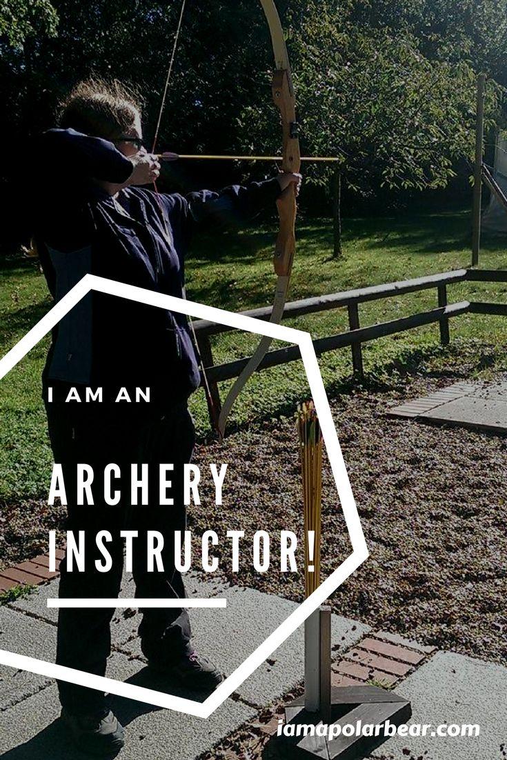 I am an archery instructor   iamapolarbear.com