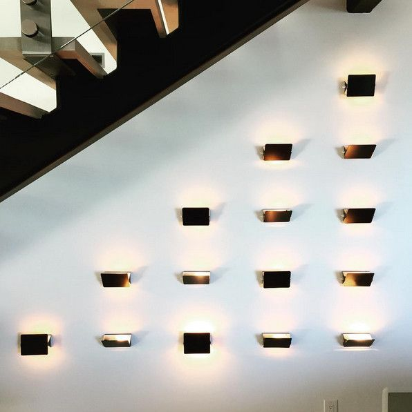 Charlotte Perriand wall sconces