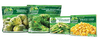 Green Giant- Revitalize- American Package Design Awards 2014 by GDUSA