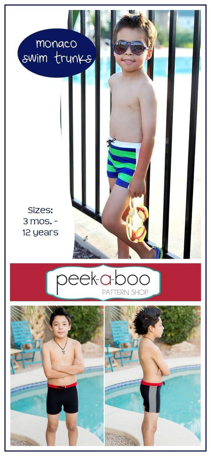 Men Sewing Notions Beach Shorts Swimming Trunks Swim Bathing Suit Funny Boardshorts