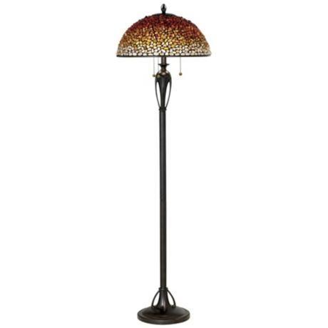 Quoizel pomez pull chain floor lamp lampsplus com lampsplus mystyle