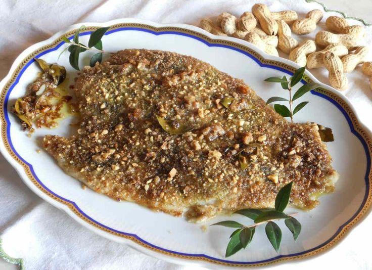7 best ricette a base di pesce cotto in forno images on - Cucinare pesce persico ...