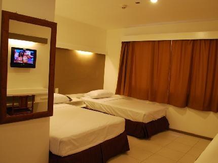Cebu Pension Plaza Room Rates
