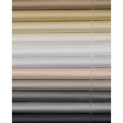 SFERRA Giotto Duvet Cover Size: Full/Queen, Color: Dark Khaki
