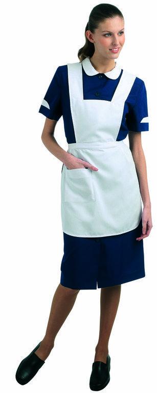 comunick.opentiendas.com tienda uniformes uniformes-servicio-domestico bata-lisa-marino-y-delantal-pique-blanco azul-marino-s-8 image_1_large
