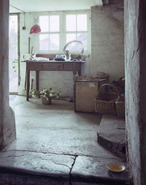 rustic interior made of stone interior home rustic