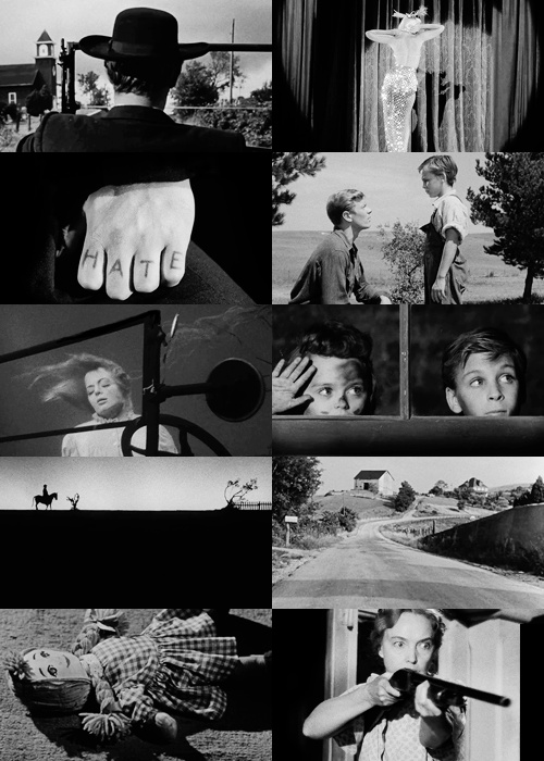 The Night of the Hunter - Charles Laughton