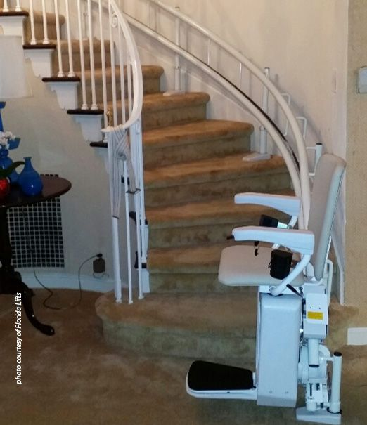 Savaria Curved Stairfriend Stair Lifts Pinterest
