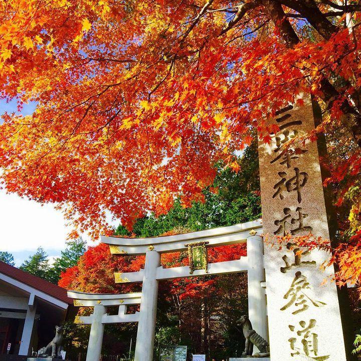 秩父の紅葉名所!関東一のパワースポットとして知られる「三峯神社」とは   RETRIP[リトリップ]