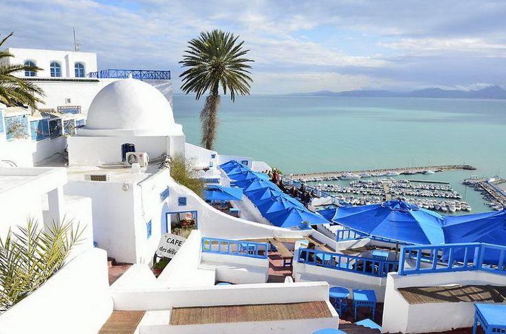 Sidi Bousaid, Tunisia