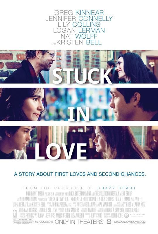 Stuck in Love Such an AWSOME film