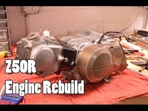 Honda xr50r repair manual