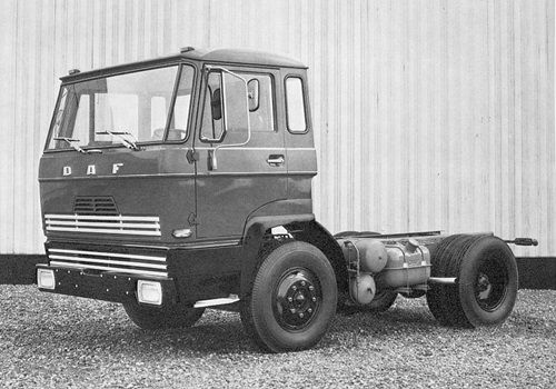 More than 85 years of DAF history - DAF Corporate