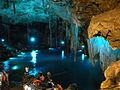 1.Yucatan – Mexico : Fresh water filled limestone sinkholes called Cenotes. Must visit : Dos Ojos , Gran Cenote and Cenote Azul.