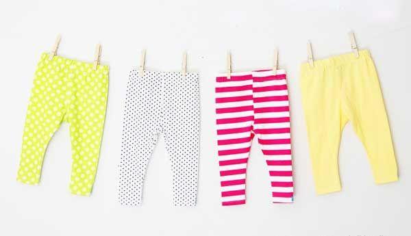 Çocuklarınız ya da bebekleriniz için harika pijamalar dikin