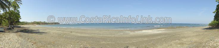 Lagarto Beach Costa Rica in Cuajiniquil, Santa Cruz, Guanacaste: information, location, address map, GPS coordinates, photos, video, how to get there by bus or airplane: http://www.costaricainfolink.com/en/lagarto-beach-costa-rica/